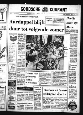 Goudsche Courant 1976-08-13