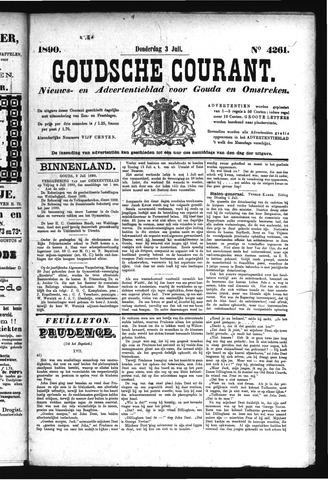 Goudsche Courant 1890-07-03