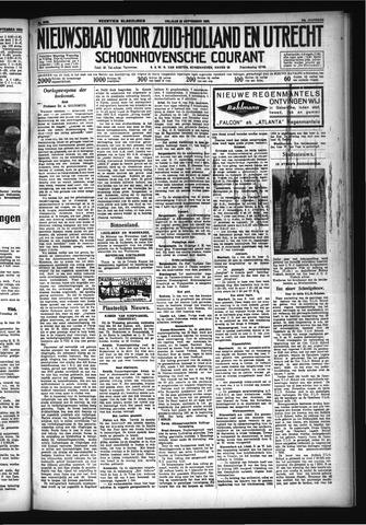 Schoonhovensche Courant 1932-09-23