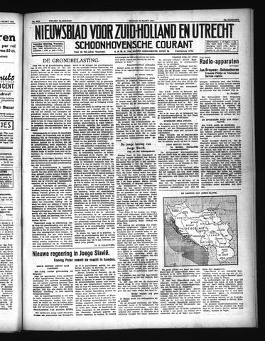 Schoonhovensche Courant 1941-03-28