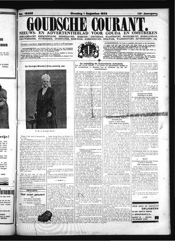 Goudsche Courant 1933-08-01
