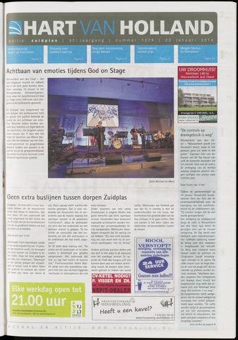 Hart van Holland - Editie Zuidplas 2014-01-22