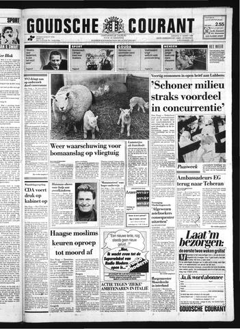 Goudsche Courant 1989-03-21