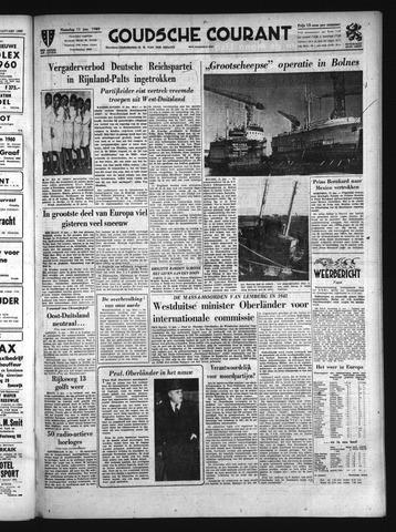 Goudsche Courant 1960-01-11