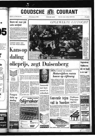 Goudsche Courant 1974-02-22