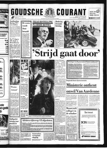 Goudsche Courant 1985-08-16