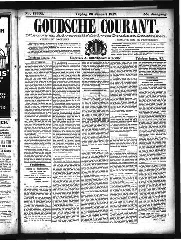 Goudsche Courant 1917-01-26