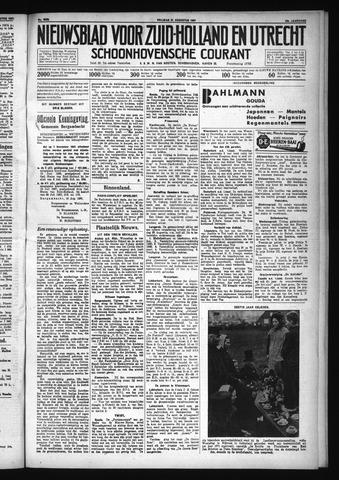 Schoonhovensche Courant 1931-08-21