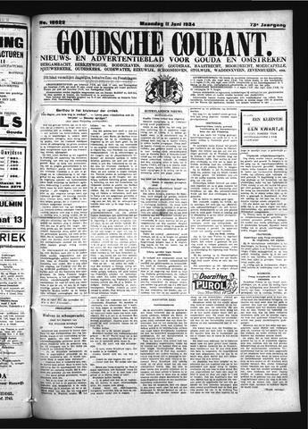 Goudsche Courant 1934-06-11