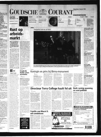 Goudsche Courant 2004-01-21