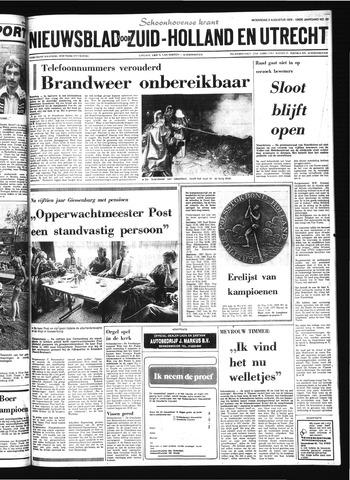 Schoonhovensche Courant 1978-08-02