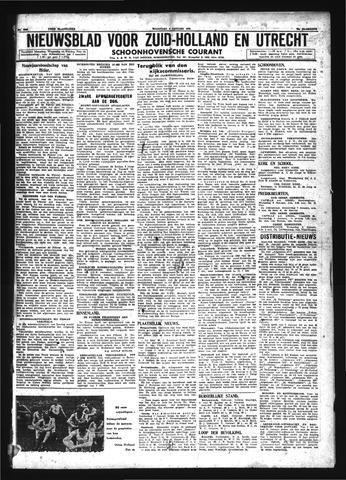 Schoonhovensche Courant 1943