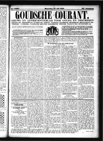 Goudsche Courant 1925-07-27