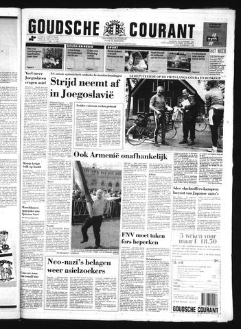 Goudsche Courant 1991-09-23