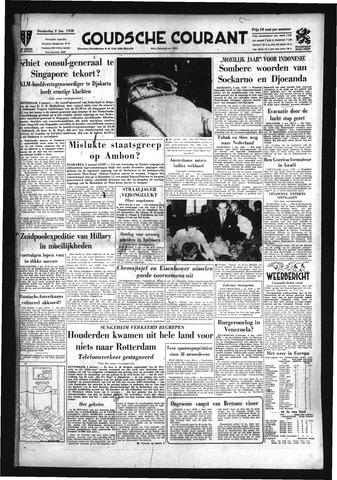 Goudsche Courant 1958-01-02