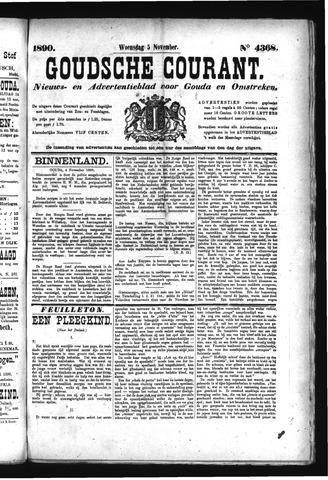Goudsche Courant 1890-11-05