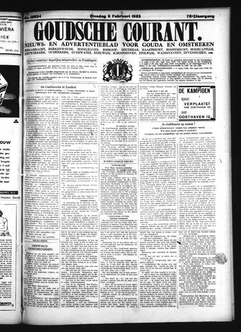 Goudsche Courant 1935-02-05