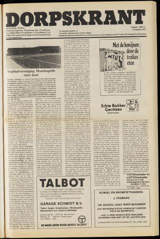 Dorpskrant 1979-08-10