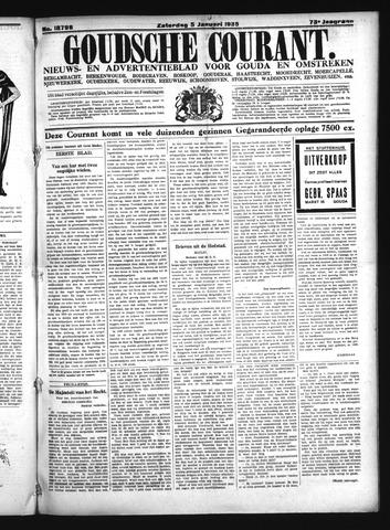 Goudsche Courant 1935-01-05