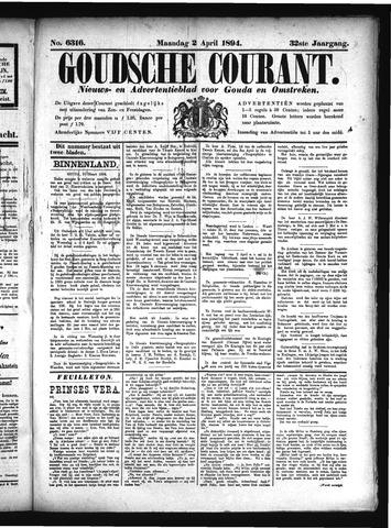 Goudsche Courant 1894-04-02