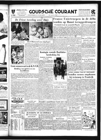 Goudsche Courant 1954-07-05