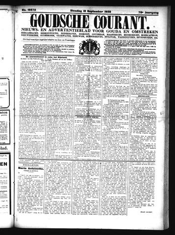 Goudsche Courant 1928-09-18