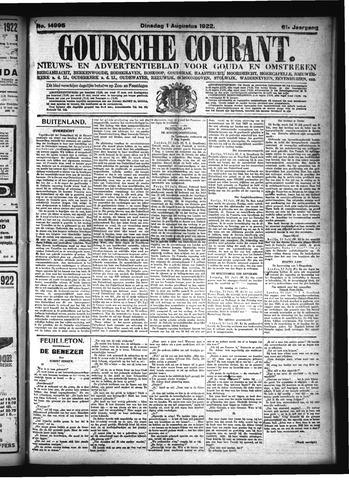 Goudsche Courant 1922-08-01