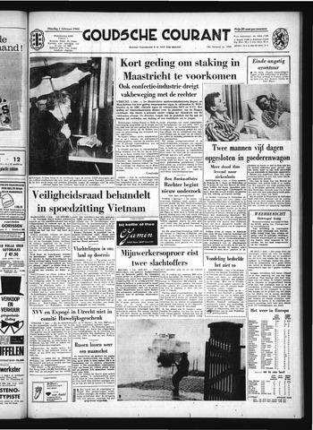 Goudsche Courant 1966-02-01