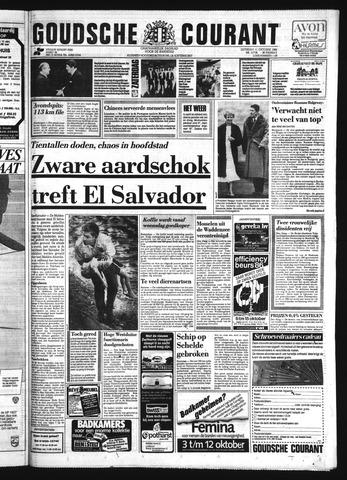 Goudsche Courant 1986-10-11