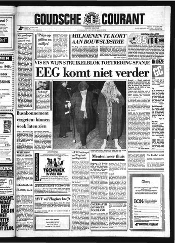 Goudsche Courant 1985-03-22