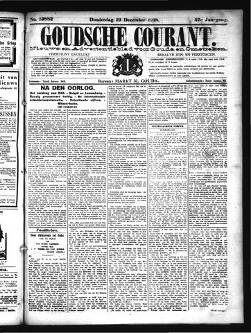 Goudsche Courant 1918-12-19