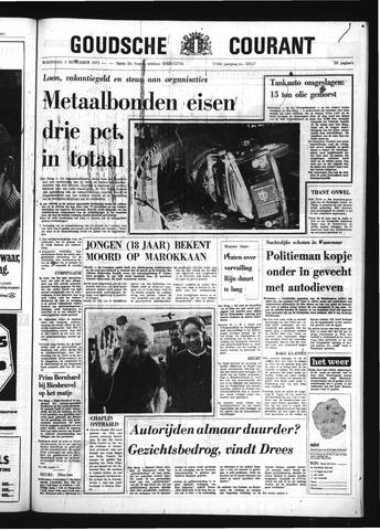 Goudsche Courant 1971-11-03