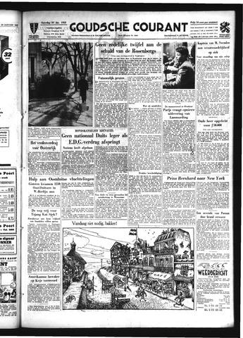Goudsche Courant 1953-01-31