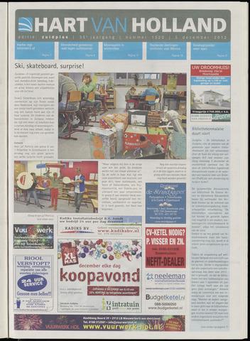 Hart van Holland - Editie Zuidplas 2012-12-05