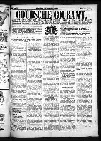 Goudsche Courant 1933-10-24