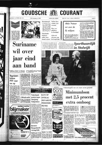 Goudsche Courant 1974-02-16