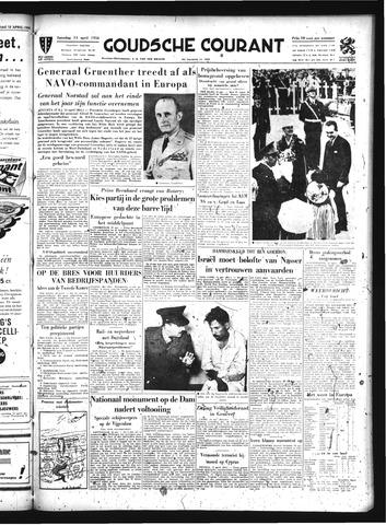 Goudsche Courant 1956-04-14