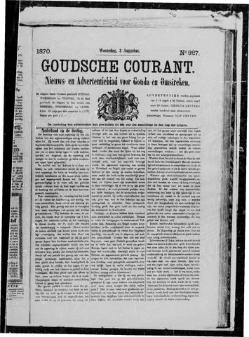 Goudsche Courant 1870-08-03
