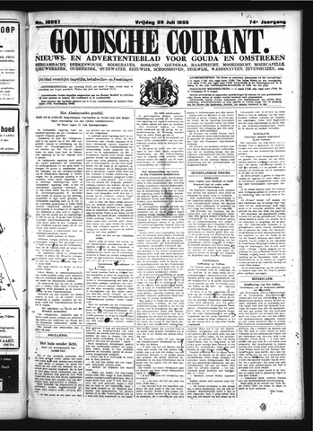 Goudsche Courant 1935-07-26
