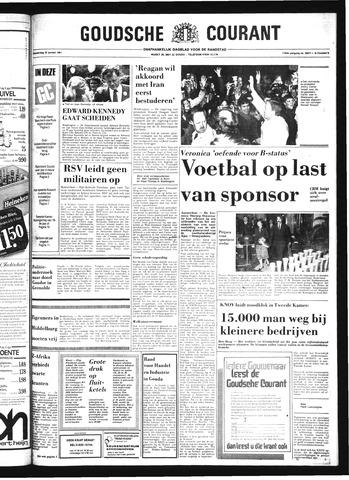 Goudsche Courant 1981-01-22
