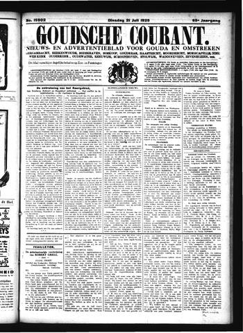 Goudsche Courant 1925-07-21