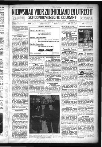 Schoonhovensche Courant 1932-05-27