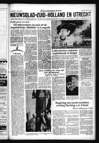 Schoonhovensche Courant 1963-11-08