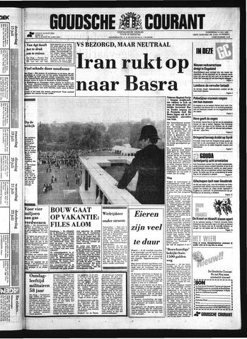 Goudsche Courant 1982-07-15
