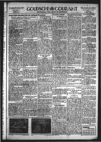 Goudsche Courant 1944-01-26