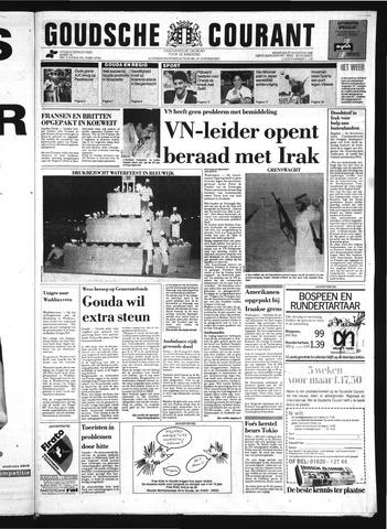 Goudsche Courant 1990-08-27