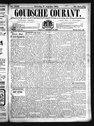 Goudsche Courant 1912-08-17