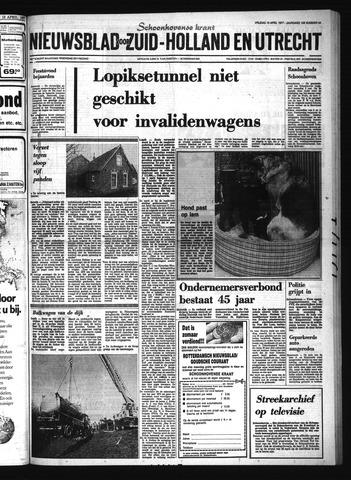Schoonhovensche Courant 1977-04-15