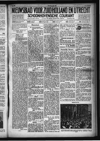 Schoonhovensche Courant 1932-07-08