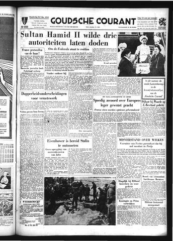 Goudsche Courant 1953-02-26